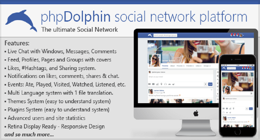 Photo of PHP Social Network Script