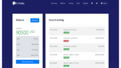 Photo of ProWallet v2.0 – Electronic Online Wallet