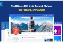 Photo of Sngine v3.1 – The Ultimate PHP Social Network Platform – nulled